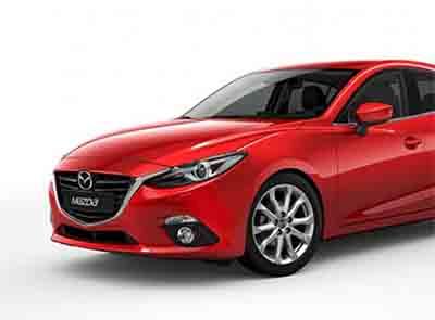 Mazda 3 (2013-2016) SDN/HB
