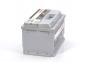 Аккумулятор Bosch S5 007 Silver Plus 74AH R+750A (Низкобазовый) 3