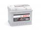 Аккумулятор Bosch S5 005 Silver Plus 63AH R+610A 0
