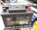 Автомобильный аккумулятор Medalist 63Ah R+ 640A (EN) (56377) 0