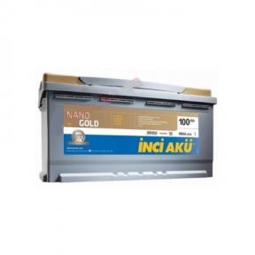 Аккумулятор INCI AKU NanoGold Start-Stop 100Ah R+ 920A