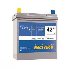 Аккумулятор INCI-AKU Formul A 42Ah JR+ 360A