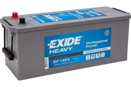 Аккумулятор Exide Professional Power 145Ah L+ 900A