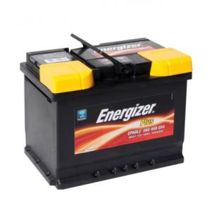 Аккумулятор автомобильный ENERGIZER 6СТ- 60Ah R+ 540A Plus 560 408 054