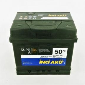 Аккумулятор INCI-AKU Supr A 50Ah R+ 450A