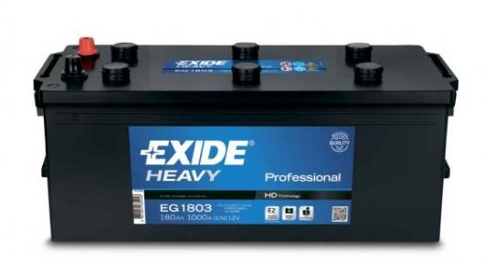 Аккумулятор Exide Professional 180Ah L+ 1000A