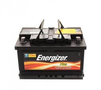 Аккумулятор автомобильный ENERGIZER 6СТ- 70Ah R+ 640A Plus 570 144 064