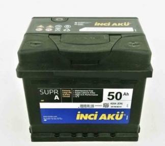 Аккумулятор INCI-AKU Supr A 50Ah L+ 450A