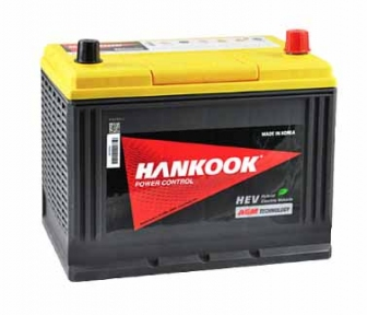Аккумулятор автомобильный HANKOOK AGM 6СТ-75Ah JR+ 750A Start Stop (EN)