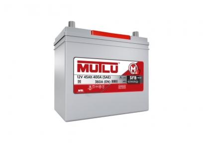 Аккумулятор Mutlu SFB Technology 45Ah JR+ 360A (Honda)