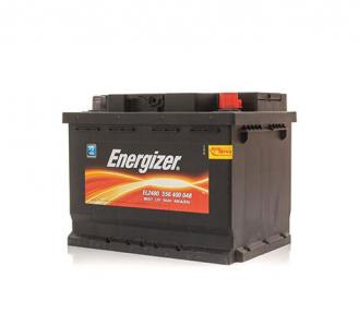 Аккумулятор автомобильный ENERGIZER 6СТ- 56Ah R+ 480A