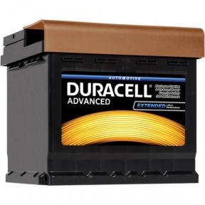 Аккумулятор автомобильный Duracell 6СТ- 50Ah R+ 450A