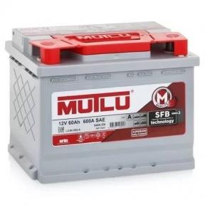Аккумулятор Mutlu SFB Technology 60Ah R+ 510A