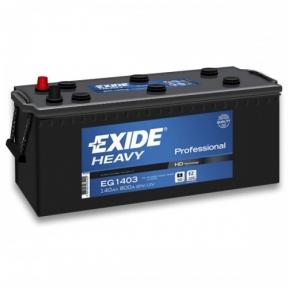 Аккумулятор Exide Professional 140Ah L+ 800А