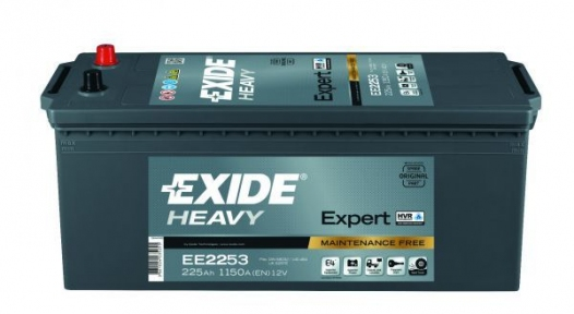 Аккумулятор Exide Expert 225Ah L+ 1150A