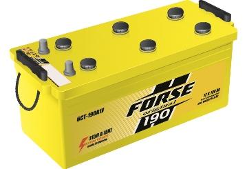 Аккумулятор Forse 190Ah L+ 1150A