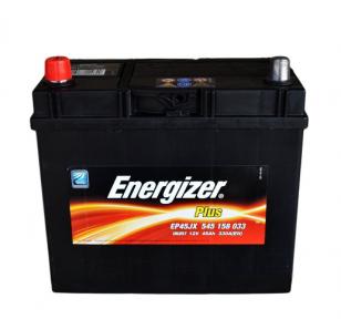 Аккумулятор автомобильный ENERGIZER 6СТ- 45Ah JL+ 330A  Plus 545 158 033