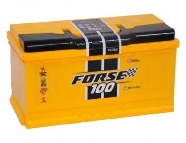 Аккумулятор Forse 100Ah R+ 850A