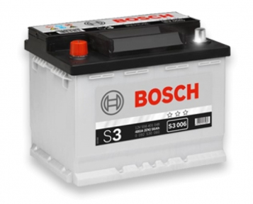 Аккумулятор Bosch S3 006 56AH L+480A (EN)