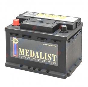 Автомобильный аккумулятор Medalist 63Ah L+ 640A (EN)  (56378)