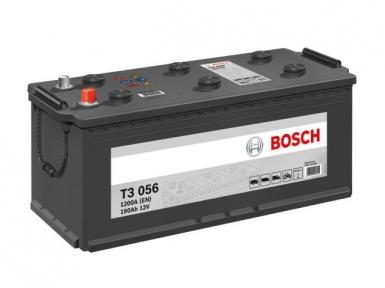 Аккумулятор BOSCH 190Ah L+ 1200А