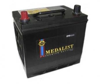 Аккумулятор Medalist (75D23R) 65Ah JL+ 570A