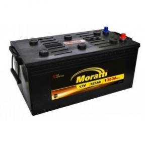 Аккумулятор Moratti 225Ah L+ 1350A
