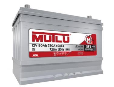 Аккумулятор Mutlu SFB Technology 90Ah JR+ 720A