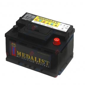 Автомобильный аккумулятор Medalist 63Ah R+ 640A (EN) (56377)