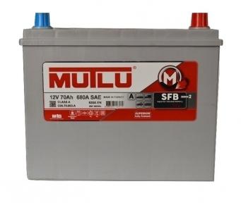 Аккумулятор Mutlu SFB Technology (Ser2) 70Ah JR+ 630A