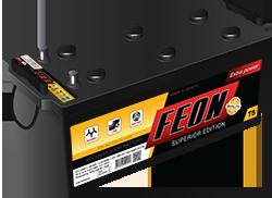 Аккумулятор автомобильный FEON 6СТ-190 Ah L+ 1150 A (EN)