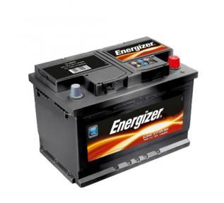 Аккумулятор автомобильный ENERGIZER 6СТ- 70Ah R+ 640A