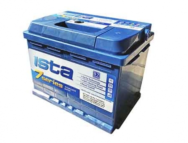 Аккумулятор Ista 7 series 60Ah R+ 600A