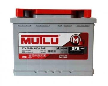 Аккумулятор Mutlu SFB Technology 60Ah R+ 540A