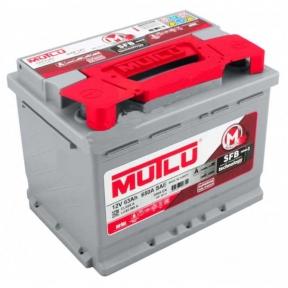 Аккумулятор Mutlu SFB Technology (Ser3) 63Ah R+ 600A