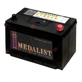 Аккумулятор Medalist (115D31L) 100Ah JR+ 800A