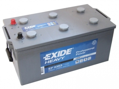 Аккумулятор Exide Professional Power 235Ah L+ 1300A
