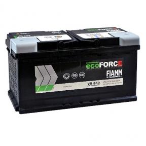 Аккумулятор автомобильный Fiamm Ecoforce AGM 90Ah R+ 900A
