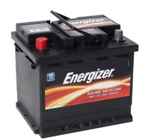Аккумулятор автомобильный ENERGIZER 6СТ- 45Ah L+ 400A