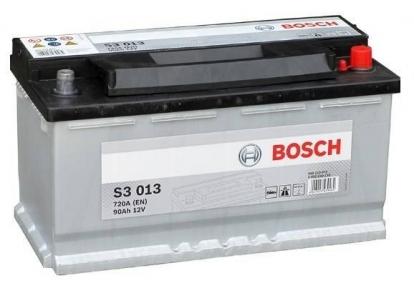 Аккумулятор Bosch S3 013 90Ah R+720A