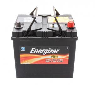 Аккумулятор автомобильный ENERGIZER 6СТ- 60Ah JR+ 510A