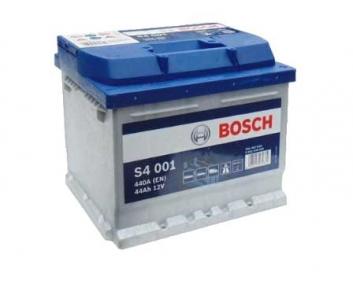 Аккумулятор Bosch S4 001 44AH R+440A (EN) ( Низкобазовый )