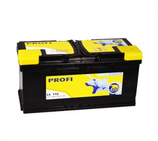Аккумулятор автомобильный BAREN PROFI 6СТ-110 Ah R+ 950 A (EN)