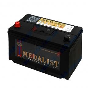 Аккумулятор Medalist (115D31R) 100Ah JL+ 800A