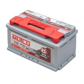 Аккумулятор Mutlu SFB Technology (Ser3) 85Ah R+ 800A (низкобазовый)