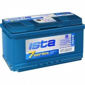 Аккумулятор Ista 7 series 100Ah L+ 850A