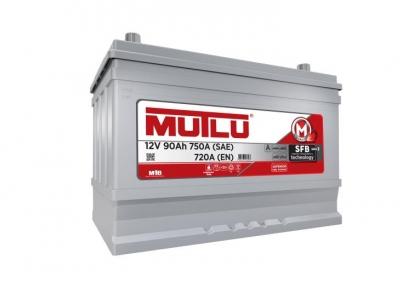 Аккумулятор Mutlu SFB Technology 90Ah JL+ 720A