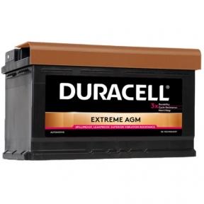 Аккумулятор автомобильный Duracell 6СТ- 80 Ah R+ 800A