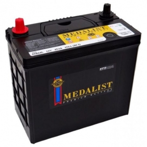 Аккумулятор Medalist (55B24LS) 45Ah JR+ 430A