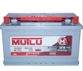 Аккумулятор Mutlu SFB Technology (Ser3) 90Ah R+ 900A
